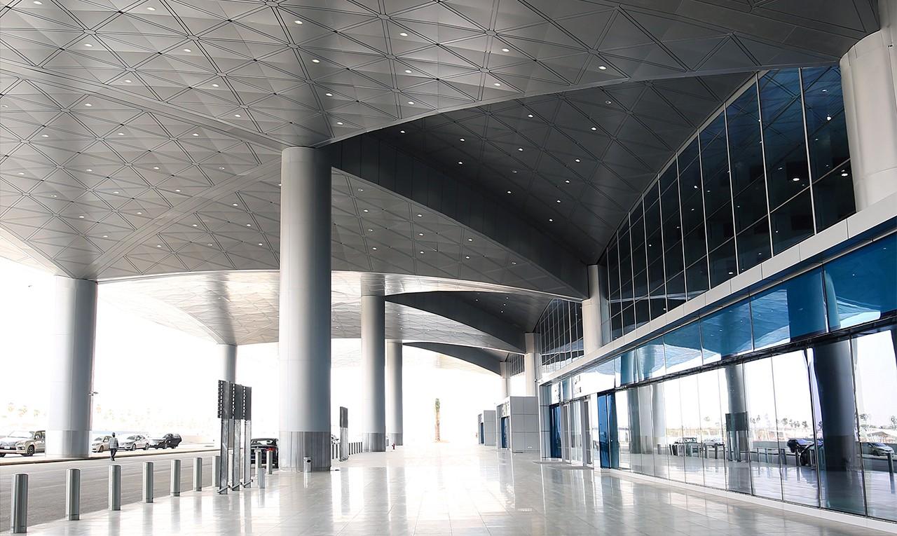 Gmw Riyadh Airport T5 As Built